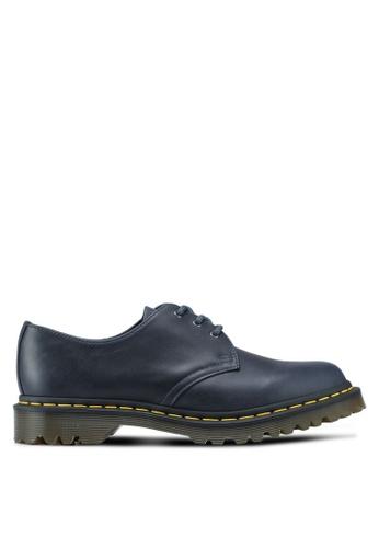 Dr. Martens navy Core Originals 1461 3 Eye Shoes DR086SH0SX6VMY_1