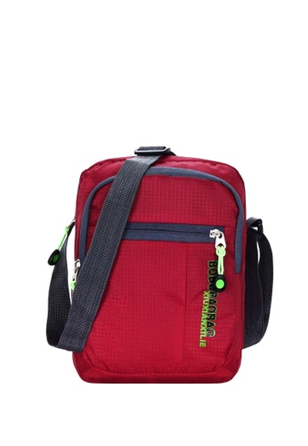Stylebox red Bobo SX28017 Crossbody Bag 67AC9ACD0589BDGS_1