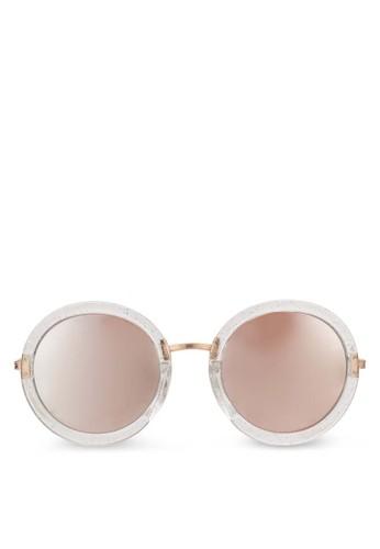 Ternova esprit專櫃復古太陽眼鏡, 飾品配件, 飾品配件