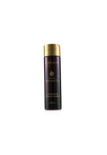 Lanza LANZA - Keratin Healing Oil Lustrous Conditioner 250ml/8.5oz E0FB4BE81B5DF8GS_1