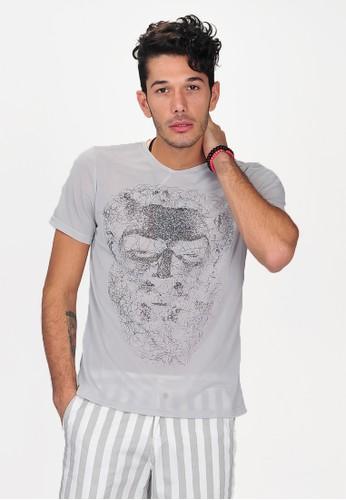 SJO & SIMPAPLY grey SPP Galileo Grey Men's Shirt 73150AA31DEB26GS_1