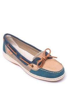 Angelfish Tri-tones Boat Shoes