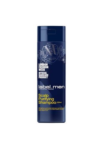 label.m label.men Scalp Purifying Shampoo 250ml 628BEBE968A28DGS_1