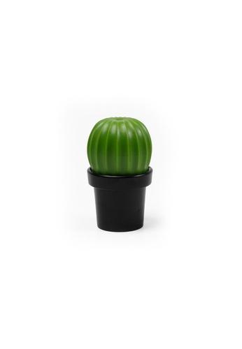 Qualy Qualy Tasty Cactus Salt/Pepper Grinder (Black and Green) 9AF6CHL07CA9F6GS_1