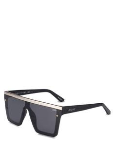 70dc56c4ba13 Quay Australia black Hindsight Sunglasses DE634GL9FF2EBFGS 1