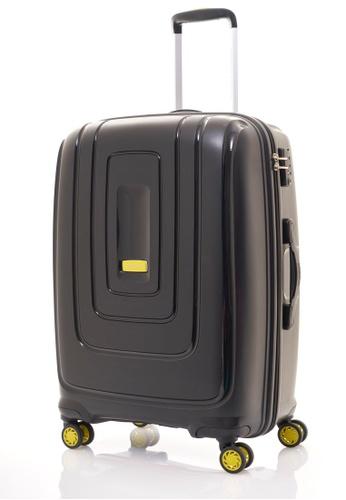 American Tourister black American Tourister Lightrax Spinner 69/25 TSA AM536AC87XLWSG_1