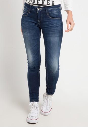 Logo Jeans blue Skinny C2 Series Raw Handmade BACA8AA49C8091GS_1