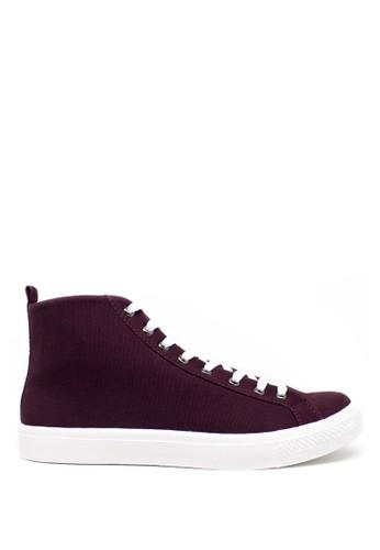 Blax Footwear red BLAX Footwear - Ziden Maroon 08501SHB60F090GS_1