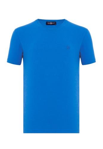 Jimmy Sanders Jimmy Sanders Men's Plain T-Shirt FBA0EAA8A2E135GS_1