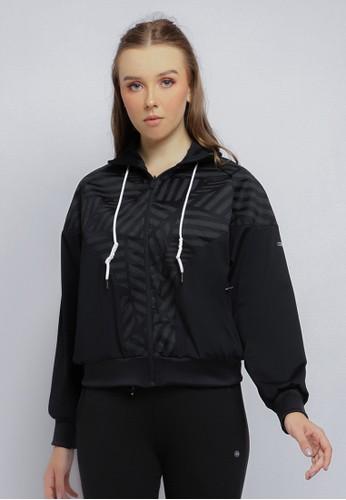 Corenation Active black Karissa Jacket Premium Reflective - Black 5762FAA89A47DFGS_1
