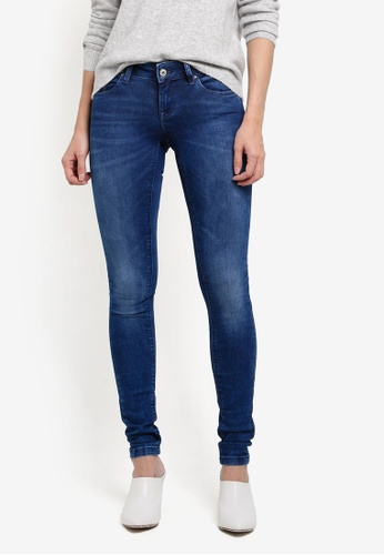 ONLY blue ONLY ONE Dylan Jeans ON573AA0S48WMY_1