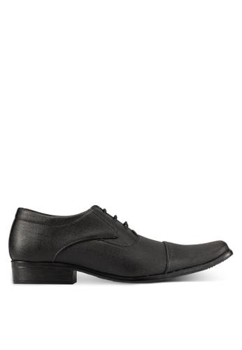Albertini black Slip On Dress Shoes AL779SH0SAWOMY_1
