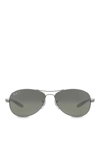 Ray-Ban RB8301 Polarized Sunglasses RA370GL86SGFSG_1