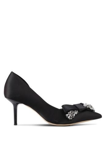 ALDO black Seralle Heeled Shoes B62DBSHC2F16A5GS_1