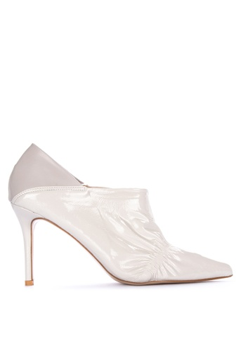 Primadonna white Heeled Boots 507D9SH4242670GS_1