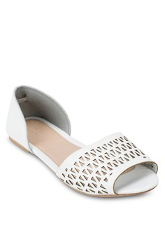 Gilli Laser Peeps Sandals