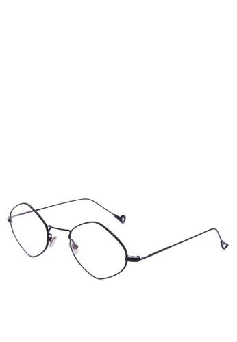 Kimberley Eyewear black Wicked Eyeglasses 63ADBGL4B46CF8GS_1