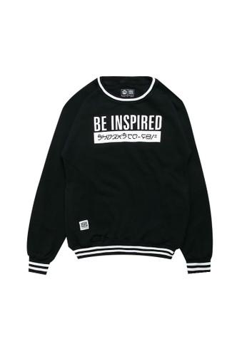 SHARKS black Inspiration Series Sweater 8A2BCKA10F8F52GS_1