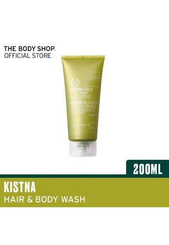 The Body Shop n/a Kistna Hair & Body Wash 200ml A25AAES2CF6218GS_1