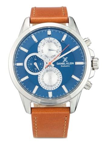 Daniel Klein brown Daniel Klein Brown Male Watches - DK11318-2 F7262AC50BD1F5GS_1