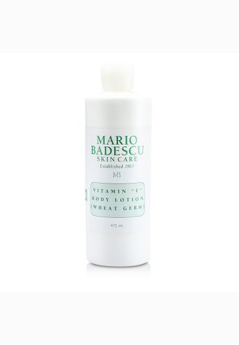 Mario Badescu MARIO BADESCU - Vitamin E Body Lotion (Wheat Germ) - For All Skin Types 472ml/16oz B480ABE736FD8BGS_1