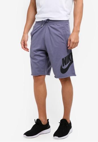 Nike navy Men's Nike Shorts NI126AA0STVGMY_1