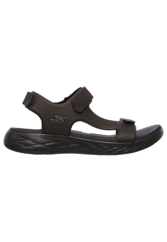 Skechers brown Skechers Men ON THE GO - 55366CHOC 9F335SHDA8ED2BGS_1