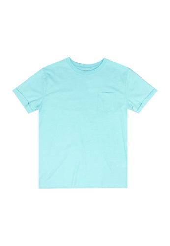 FOX Kids & Baby blue Kids Boy Short Sleeve Tee 28B5FKA7858D95GS_1