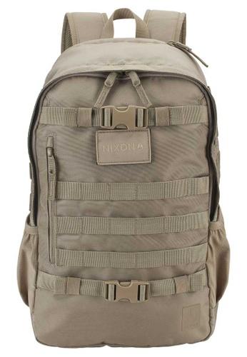 Nixon beige Nixon - Smith Backpack - Guerilla-Tactics Covert (C29042989) F8E04AC4D5412EGS_1