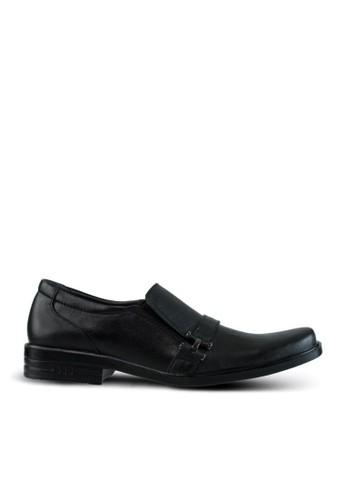 Sogno black Men Formal Shoes GF.4003 3F624SH6BC0397GS_1