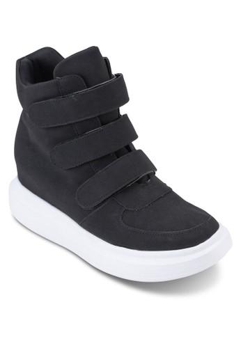 高筒厚底時尚休閒鞋, 女鞋esprit 童裝, 鞋
