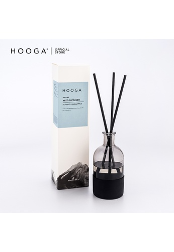 HOOGA Hooga Sea Salt & Eucalyptus Black Series 200ml E33D7HL03BE2B0GS_1