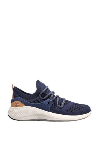 Timberland blue FlyRoam™ Go Knit Chukka E5B0ASH568203CGS_1