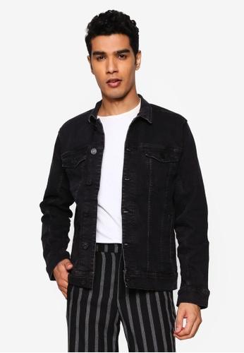 BLEND black Naril Denim Jacket 576D1AA9262654GS_1