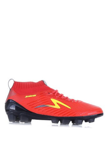 SPECS red ACCELERATOR INFINITY - EMPEROR RED/DARK GRANITE/FRESH YELLOW A5388SH55F1319GS_1