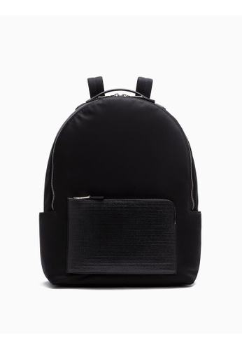 240ae6ef3c6 Buy Calvin Klein Woven Campus Backpack Online on ZALORA Singapore