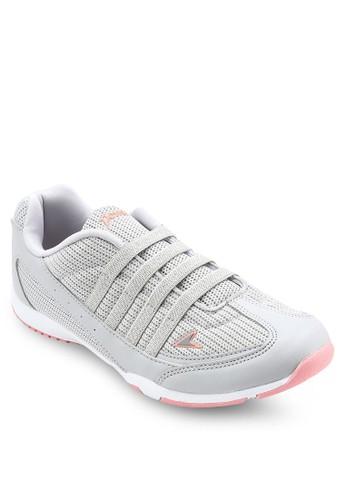異材質拼接運動鞋, 女鞋, zalora退貨休閒