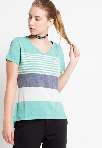 Hammer green T-Shirt Stripe HA763AA50PXLID_1