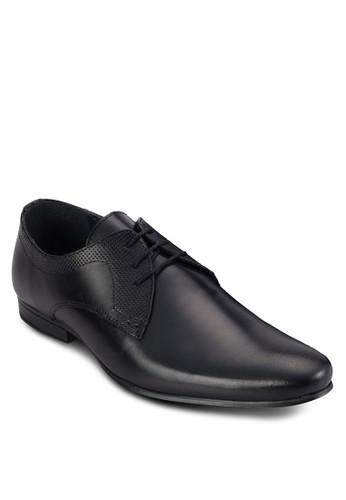 Kingsman 三眼繫zalora 內衣帶皮鞋, 鞋, 鞋
