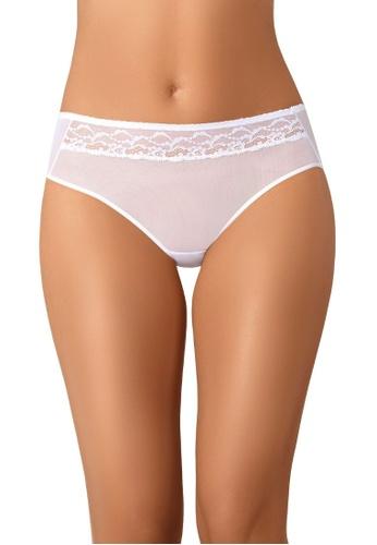 Teyli white Women's Panties Sassi White 032D7US1BE3BA3GS_1