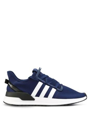 ADIDAS blue u_path run sneakers 7BB23SHD97AD1FGS_1