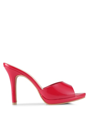 Bata red Bata Sip On Heels 75F5CSH2AD9561GS_1