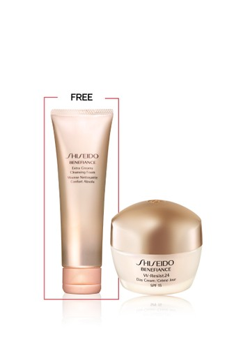 Shiseido gold Benefiance WrinkleResist 24hr Day Cream 50mL SPF15 C7D84BEC390B9FGS_1