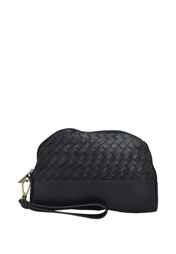MYNT by MAYONETTE black MYNT By MAYONETTE Lula Pouch - Dompet Wanita Casual - Black 4D692ACE3980CAGS_1
