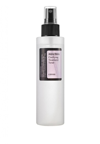 COSRX Cosrx AHA/BHA Clarifying Treatment Toner 150ml CO639BE0S6L5MY_1
