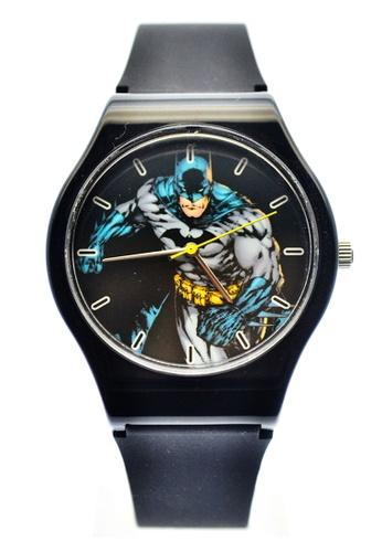 JUSTICE LEAGUE black JL-012 Batman Watch 0628AAC1621345GS_1