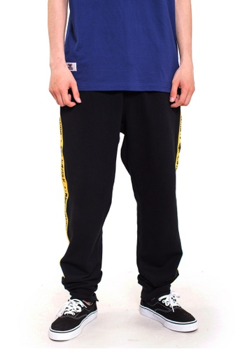 Reoparudo black RPD Superstar Sweat Pants (Black) RE413AA0GHLXSG_1