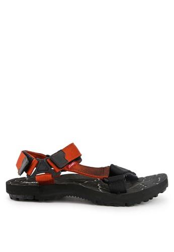 CARVIL black Carvil Sandal Shibo-Gm C1F4CSH16D8578GS_1