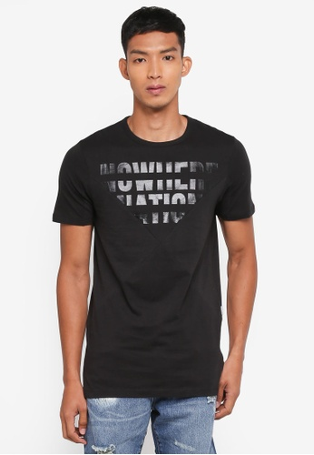 Jack & Jones black Harry Tee F90C6AAD64FB06GS_1