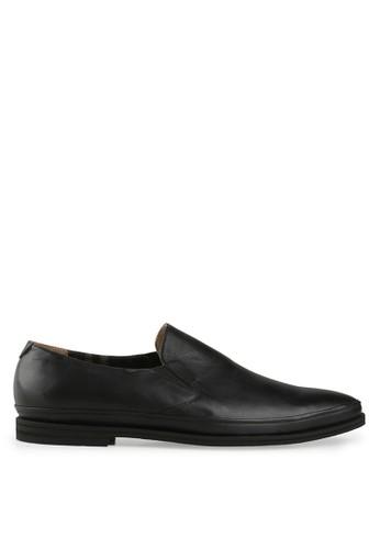 S.Baldo black Alonzo Formal Shoes SB324SH17OXUID_1